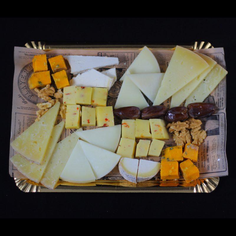 tabla de queso cheespeante