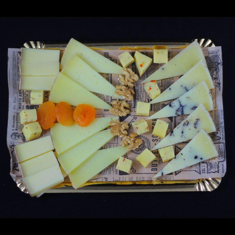 tabla de queso gourmet