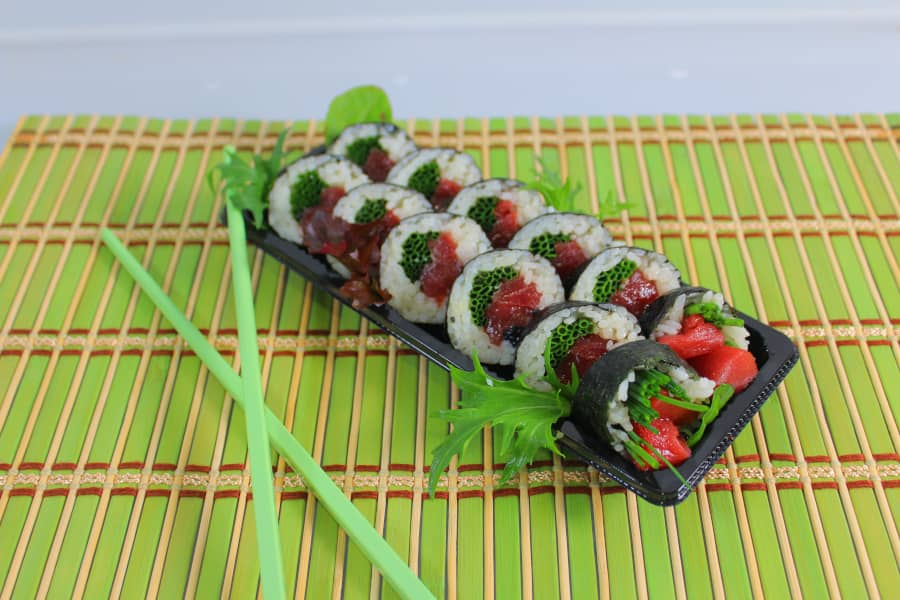 Tipos de sushi: Maki