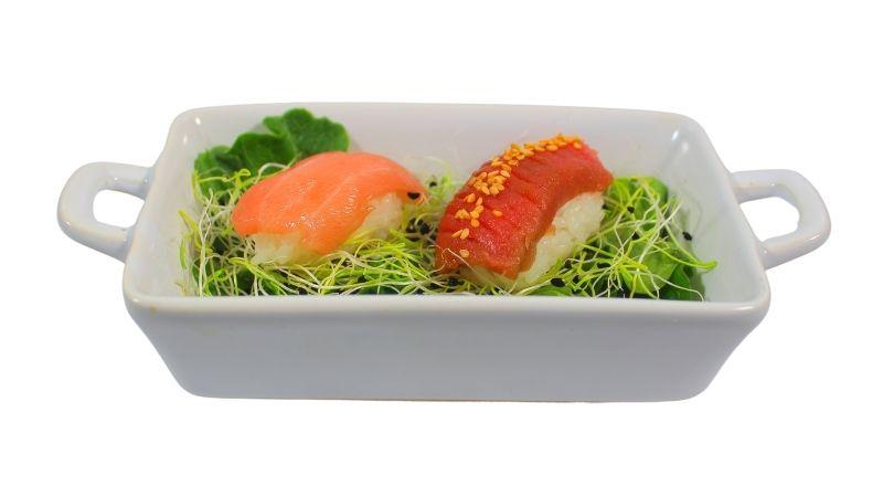 tipos de sushi: niguiri