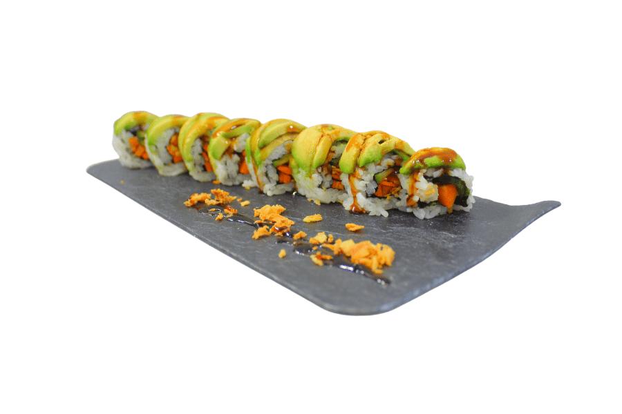 El sushi engorda Veggie Sushi