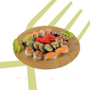 Sushi Clasic Tuna XePep!