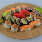 El mejor sushi en Aspe - Portada