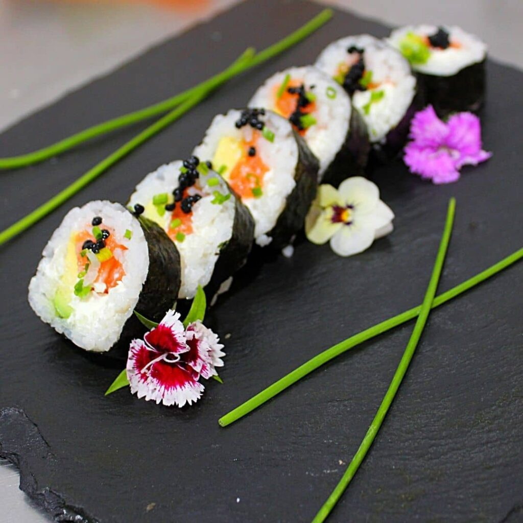 El mejor sushi en Aspe - Sushi Rolls