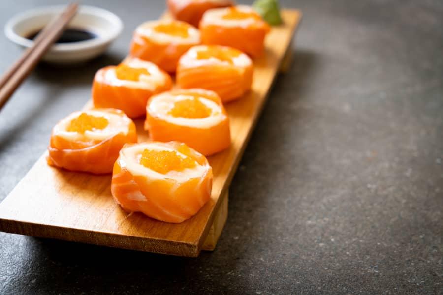 Salsas imprescindibles para sushi - Mayonesa