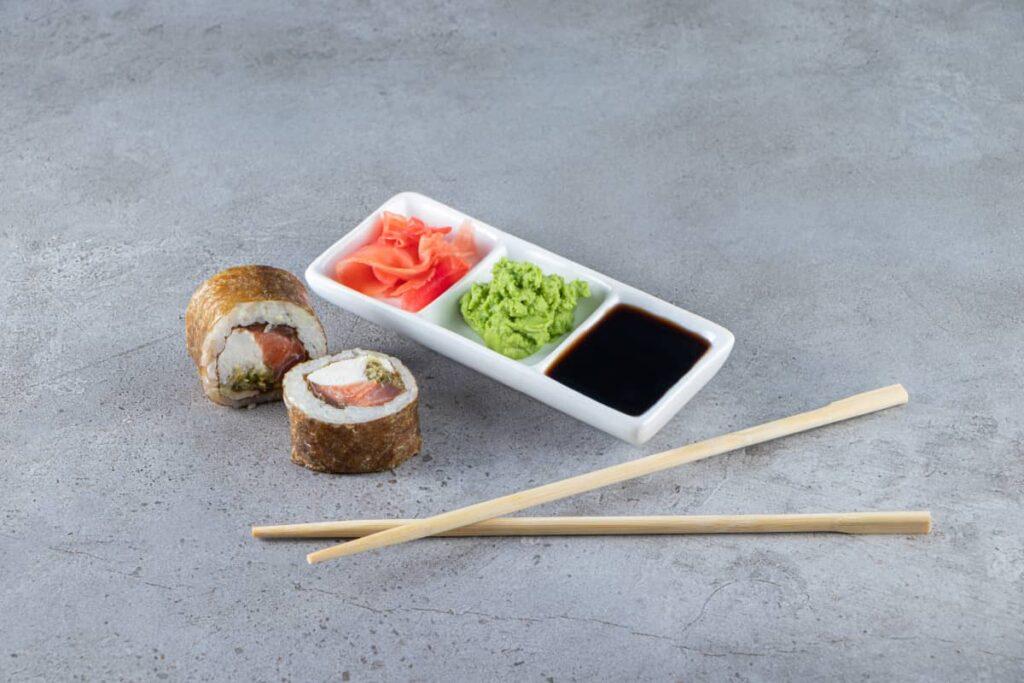 Salsas imprescindibles para sushi - Portada