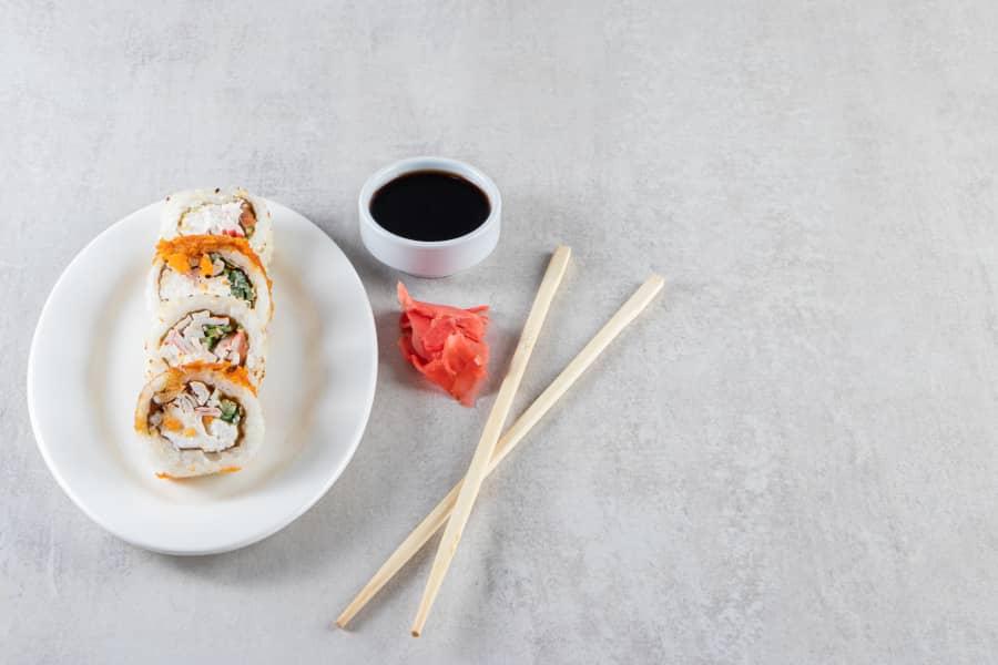 Salsas imprescindibles para sushi - Salsa de soja
