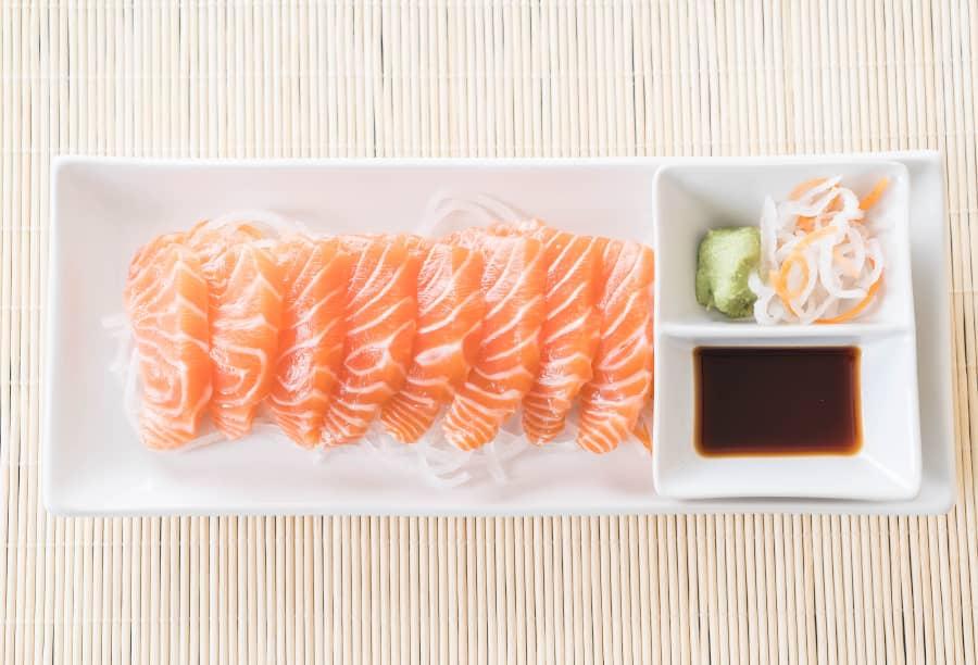 Sashimi - Cómo preparar sushi