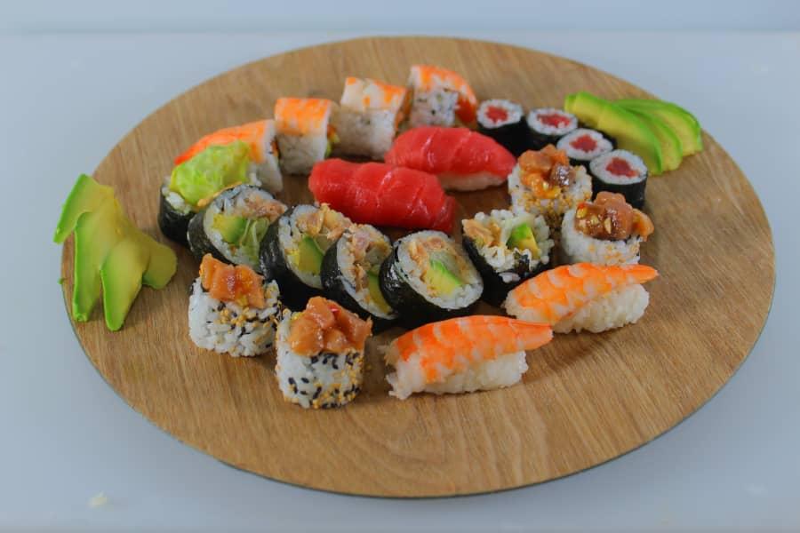 Pedir sushi online Sushi Clasic tuna 1