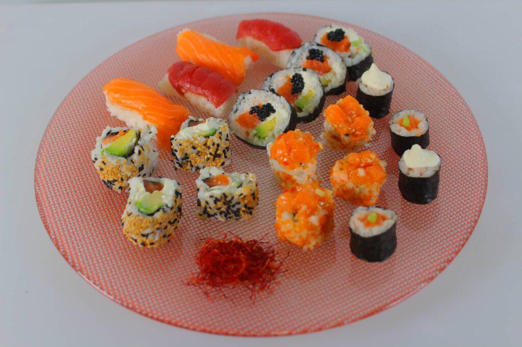 Tabla Sushi clasic 1 Pedir sushi online